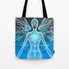 The Energy of Value Tote Bag