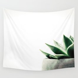Simply Succulent Wall Tapestry