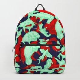 Ocean Life 3 Backpack
