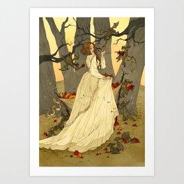 The Goblin Market II Art Print