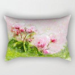 Spring Delight Rectangular Pillow