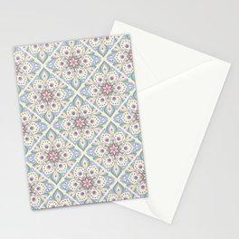 Light Colorfull Mandala Stationery Cards
