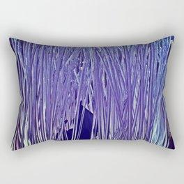 Icicles of Art Rectangular Pillow