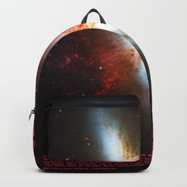 Galaxial Plumes Backpack