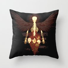 Corpus Throw Pillow