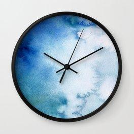 Blue Monday Wall Clock