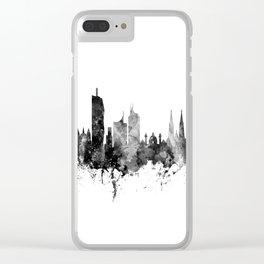 Vienna Austria Skyline Clear iPhone Case