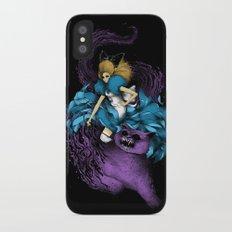Alice & The Wildcat Slim Case iPhone X