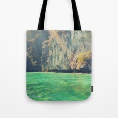 a little touch of paradise Tote Bag