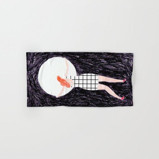 The girl who stole the moon Hand & Bath Towel
