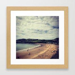 Mumbles Framed Art Print