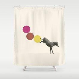 Buck Shower Curtains