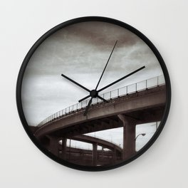 Ramps One Wall Clock