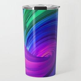 Twisting Forms #4 Travel Mug