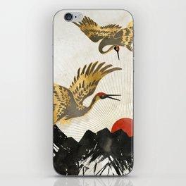 Elegant Flight II iPhone Skin