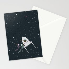We and the Stars Stationery Cards