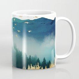 Mist Reflection Coffee Mug