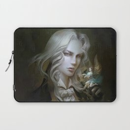 Alucard. Castlevania Symphony of the Night Laptop Sleeve