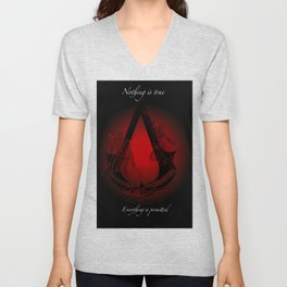 Everything is Permitted Unisex V-Neck