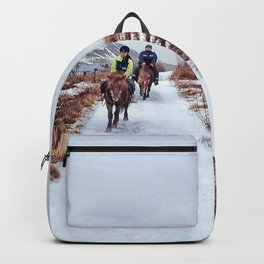 Horseback Backpack