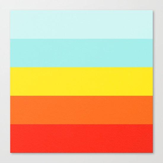 mindscape 5 Canvas Print