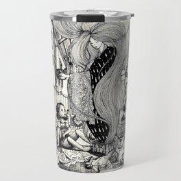 Old attic spirit Travel Mug