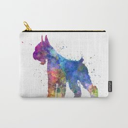 Giant Schnauzer 01in watercolor Carry-All Pouch