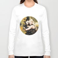 swan queen Long Sleeve T-shirts featuring Swan Queen II by Geek World