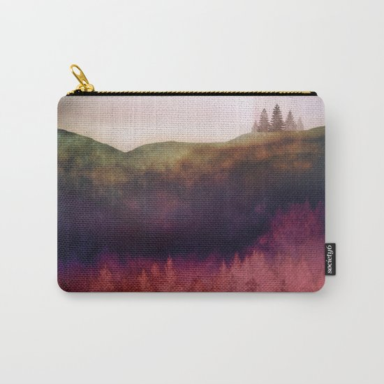 Scarlet Light Carry-All Pouch