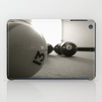 pool iPad Cases featuring Pool by Katie Bukata