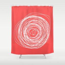 Nest of creativity Shower Curtain