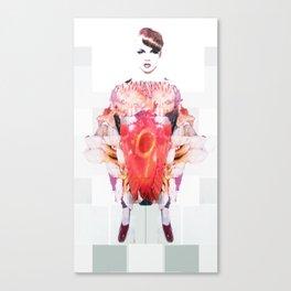 Muffy Canvas Print