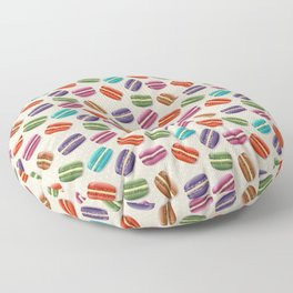 Colorful Macaroon Floor Pillow