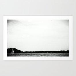 SHIP. Art Print