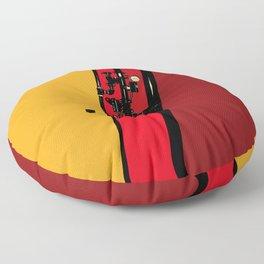 Urban Pipes Floor Pillow