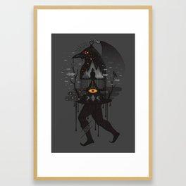 Prisoners Framed Art Print