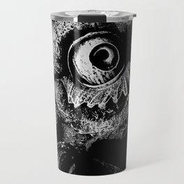"""Stone Guardian"" Travel Mug"