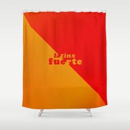 latinx Shower Curtain