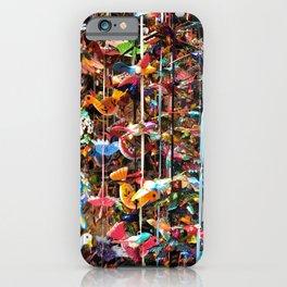 Los Colores de México - Aves - iPhone Case