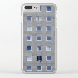 Windows Clear iPhone Case