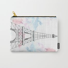 Take me to Paris Carry-All Pouch