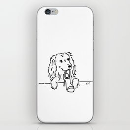 City Dogs {Shoe Diva} iPhone Skin