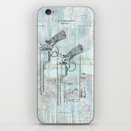 Beaumont Revolver  iPhone Skin