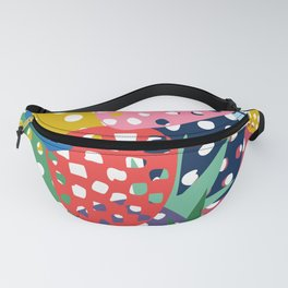 pineapple mix Fanny Pack