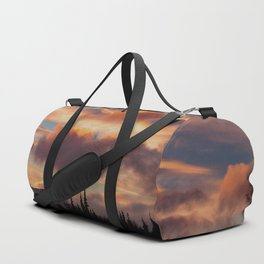 Good Morning Anchorage, Alaska Duffle Bag