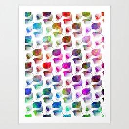 Color Craze Art Print