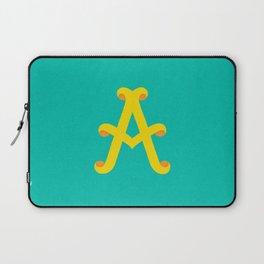 Uppercase A Laptop Sleeve