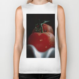 Tomato kitchen Still life Biker Tank