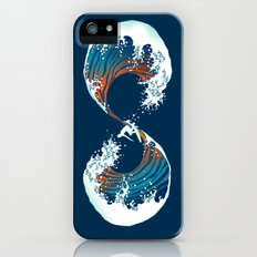 The Wave is forever Slim Case iPhone (5, 5s)