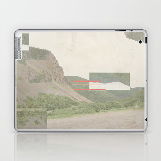 Reality Laptop & iPad Skin